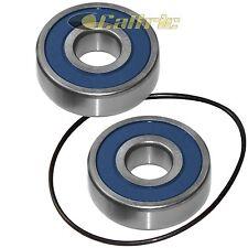 Rear Wheel Ball Bearings Fits SUZUKI GV1200GL Madura 1200 1985 1986