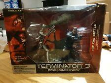 RARE Terminator T3  NECA Diorama Rise of the Machines BOXED action figure