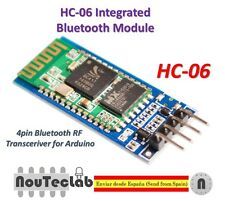 HC-06 Bluetooth Serial Transceiver Module Slave Master RS232 HC06 for Arduino