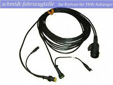 Trailer Replacement Part - Aspöck 13 Pin 5 M Cable Set MP with DC