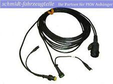 Anhänger Ersatzteil - Aspöck 13 poliger 5 m Kabelsatz MP mit DC