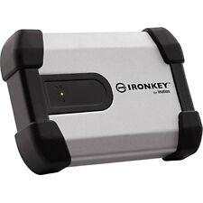 """Ironkey H350 2 Tb 2.5"""" External Hard Drive - Usb 3.0 - 115 (mxkb1b002t5001fipsb)"""