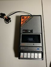 Ge Digital Counter And Recorder Cassette