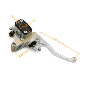 Front Brake Master Cylinder Brake Lever For BETA RR ENDURO 125 250 350 390 400