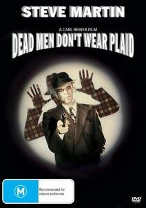 Dead Men Don't Wear Plaid (DVD, 2018) Steve Martin - New & Sealed