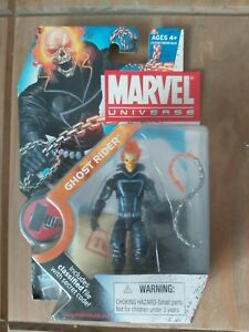 Marvel Universe 3.75 Ghost Rider Hasbro Action Figure Series 2 New In Box