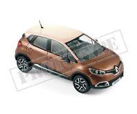 Renault Captur 2013 braun&ivory 1:43 Norev neu & OVP 517774