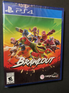 Brawlout (PS4) NEW