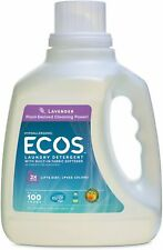 ECOS Ultra Laundry Detergent by Earth Friendly Products, 100 oz Lavender