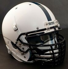 "PENN STATE NITTANY LIONS ***MINI*** Football Helmet Nameplate ""PENN STATE"" Decal"