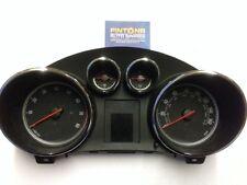 Astra J Petrol Dash Clock Cluster Set  / Tis2Web Reset 13355669 AB2F