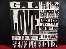 G.I. Love Chemical Gardens E.P. Girls In Love Bérurier Noir Parabellum Brigades