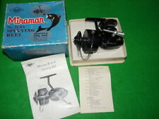 Miramar 32A Japan mitchell variant vintage spinning reel,box spool & papers O...