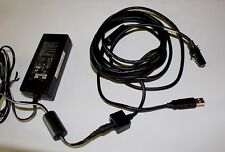Hypercom L4250 L4150 Usb Cable 810371-001 and Power Adapter