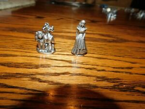 Lady and The Tramp & Cinderella Disney Monopoly Game Token Replacement Piece