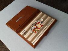 NINTENDO GAME&WATCH MULTISCREEN DONKEY KONG II JR-55 VERY GOOD FILTROS NUEVOS