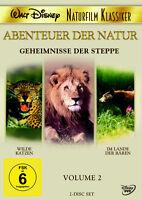 Abenteuer der Natur - Geheimnisse der Steppe (Walt Disney)           | DVD | 025