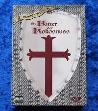 Monty Python Die Ritter der Kokosnuss 2 DVD Box mit deutschem und engl. Drehbuch
