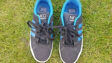 Mens Adidas Neo Trainers Size Uk 8 1/2