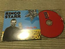 RINGO STARR BEATLES - LA DE DA CD SINGLE 1 TRACK PROMO UK MERCURY 98