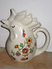 Hen Chicken Pouring Pitcher Boston Warehouse 1982