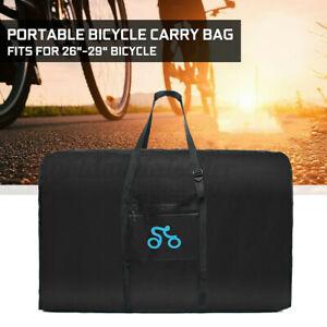 Faltrad transporttasche Fahrrad Reisetaschen Fahradtasche Schutzhülle 26''- 29''
