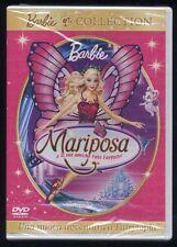 Barbie MARIPOSA e le sue amiche Fate Farfalle nuovo sigillato - DVD 249