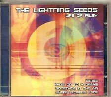 LIGHTNING SEEDS Life Of Riley 12 track BEST OF CD HOLLAND free ww shipping