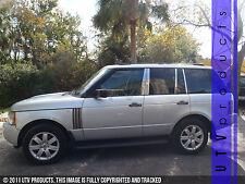 GTG 2006 - 2012 Range Rover HSE 8PC Chrome Stainless Steel Pillars Posts