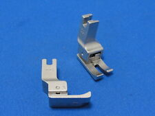 "Industrial Sewing Machine Compensating Foot Left 1/16"" FITS BROTHER, JUKI"
