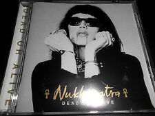 Dead Or Alive / Pete Burns Nukleopatra Rare Australian 13 Track Picture Disc CD