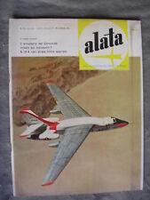 ALATA # 219 - RIVISTA AERONAUTICA - SETTEMBRE 1963 - BUONO