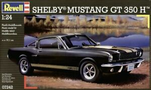 Revell 1/24 Shelby Mustang GT 350 H # 07242