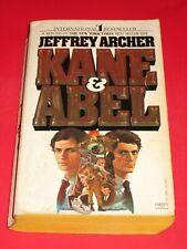 wmf SALE : JEFFREY ARCHER ~ KANE & ABEL