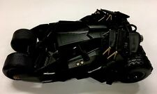 Jada Metals 2005 The Dark Knight Batmobile Tumbler 1:24 98264 Black
