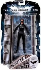 The Dark Knight Rises Projecting Bat Signal Series Catwoman Action Figure