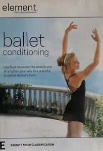 Element: Ballet Conditioning DVD Region 4 Aust Fitness Muscle Toning