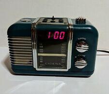Vintage Radio Cicena Mini , With Alarm, Model 10260
