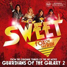 Sweet, Fox On The Run, NEW/MINT YELLOW VINYL 12 inch single RSD 2017