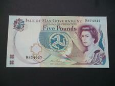 More details for isle of man £5 note in uncirculated mint condition 2013 signed m couch im44c