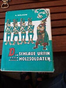 A. Wolkow, Der schlaue Urfin und seine Holzsoldaten, um 1970
