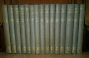 The Cambridge History of English Literature. 15 Volumes Set