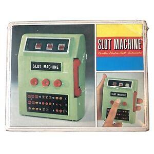 Vintage Waco Slot Machine Cordless Electric-Full Automatic