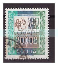 REPUBBLICA 1987  - ALTI VALORI  LIRE 20000  USATO