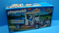 Playmobil 9042 Oldtimer Circus Truck mint in Box rare Germany MIBNO