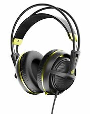 SteelSeries Siberia 200 Gaming Headset Stereo Headphones w/Mic - Alchemy Gold