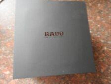 NOS RADO WATCH BOX WITH OUTER BOX