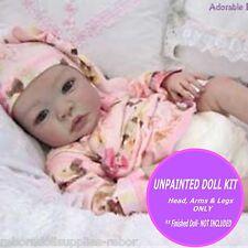 "Reborn KiT~ Most popular kit - Shyann by Alenia Peterson~ 19"" unpainted kit"