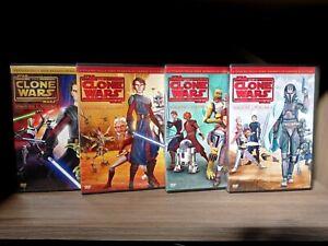 Star Wars. The Clone Wars. DVD