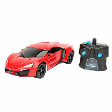 Jada Toys - Fast And Furious 8 1:16 Scale Lykan Kypersport With Remote Control